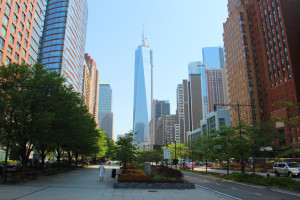 1WTC from West St med