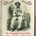 "Solomon Northup book cover, author of ""Twelve Years a Slave"""